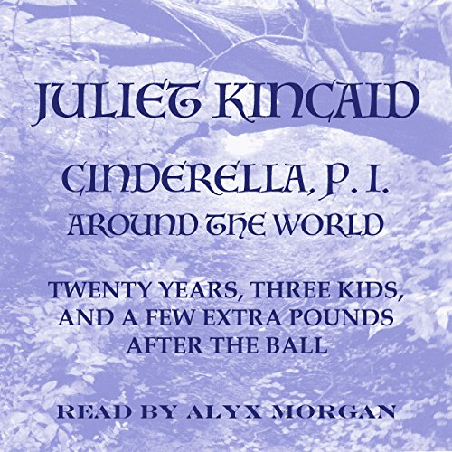 Cinderella, P. I. Around the World audiobook cover art