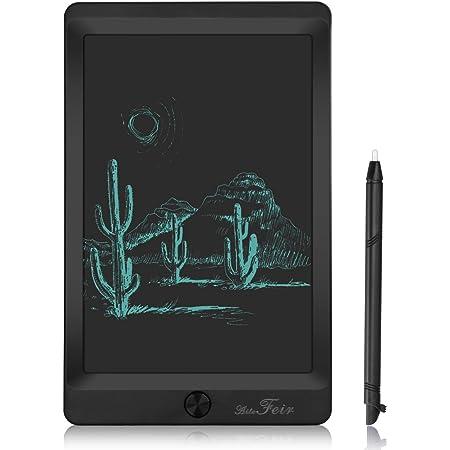 IPPON LCD Schreibtafel 8,5 Zoll Blue Zeichnung Boards Schreibtafel f/ür Kinder /& Erwachsene Handschrift Notizblock Schreib und Skizzen Pad f/ür Schule und B/üro