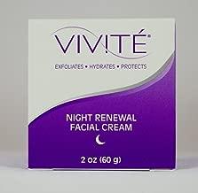 Vivite Night Renewal Facial Cream, 2 oz new in box (read below)