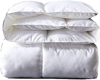 NOBAND Edredón nórdico de invierno grueso cálido dormitorio individual estudiante doble aire acondicionado primavera y otoño invierno colcha XQ-11.20 (tamaño: 150 x 200 cm)