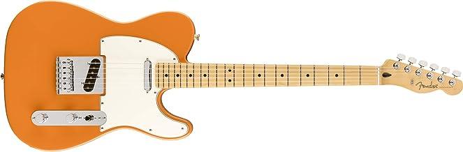 Fender Player Series Telecaster - Maple Fingerboard - Capri Orange, Full