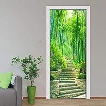 D/éco et photo murale XXL Qualit/é HD Scenolia Papier Peint d/éco poster BAMBOUS VERTS 3 x 2,70 m
