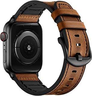 Best apple watch leather band waterproof Reviews