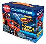 Monster Phonics (Blaze and the Monster Machines) (Step into Reading)