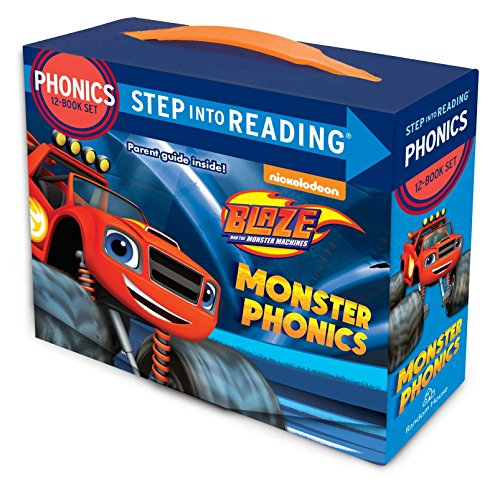 Image of Monster Phonics (Blaze and the Monster Machines) (Step into Reading)