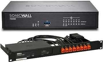 SonicWall | TZ400 AGSS 3 YR Bundle | Firewall + Rackmount Kit | 01-SSC-1741 + RM-SW-T4