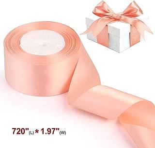 6mm 12mm 25mm 50mm; 32m 38mm Cinta de Raso Sat/én 3mm 91m Seda Colores Mezcla para Embalaje Decoraci/ón de Regalo Cajas Flores Boda Navidad