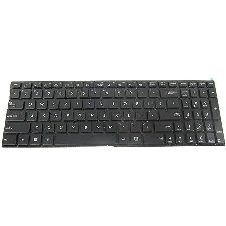 New US Black English Backlit Laptop Keyboard (Without palmrest) for Asus Q503U Q503UA N543U N543UA N593UB Q534UX Q551LN Q552 Q552U Q552UB Q553UB Q551LB Q551LK Q551 Q551L Q553U Q524U Q524UQ