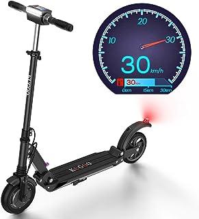 Urbetter monopattino elettrico, 30 km di autonomia, velocità fino a 30 km/h