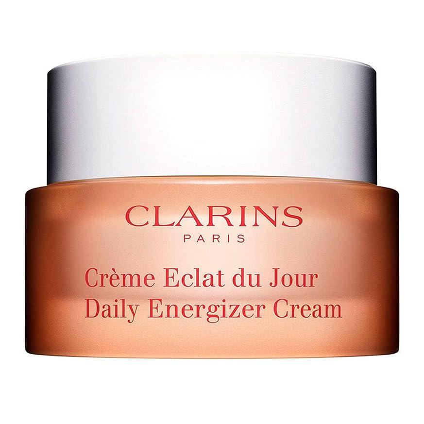 つかむ高揚した小麦粉Clarins Daily Energizer Cream Normal to Dry Skin 30ml [並行輸入品]