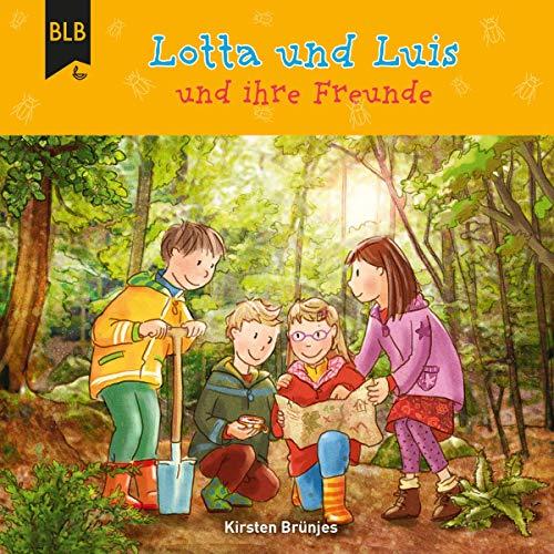 Lotta und Luis und ihre Freunde cover art
