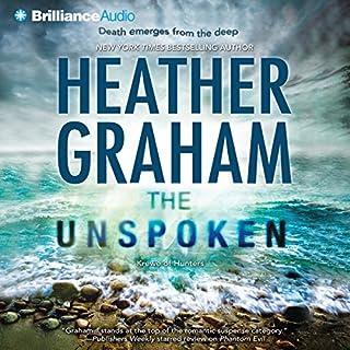 The Unspoken audiobook cover art
