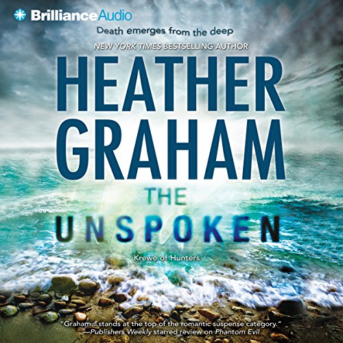 The Unspoken audiobook cover art