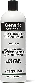 Generic Value Products Tea Tree Oil Conditioner Compare to Tea Tree Special Conditioner, 33.8oz