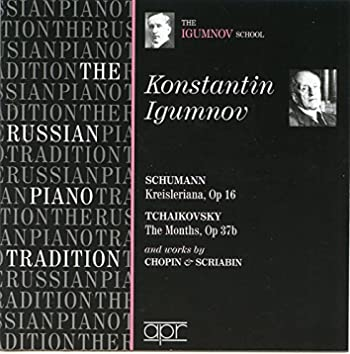 The Russian Piano Tradition: Konstantin Igumnov