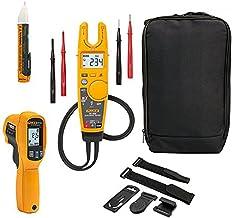 FLUKE T6–600comprobador de termómetro de infrarrojos y 64Max kit4r W/1AC TPAK y Leaderman C115funda de transporte