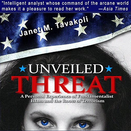 Unveiled Threat audiobook cover art
