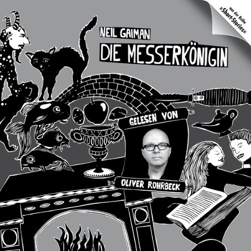 Die Messerkönigin cover art