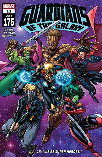 Guardians Of The Galaxy (2020-) #13 (English Edition)