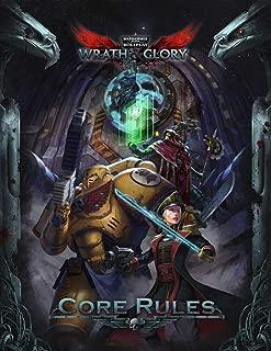 Wrath & Glory Core Rules (ULIWG1000)