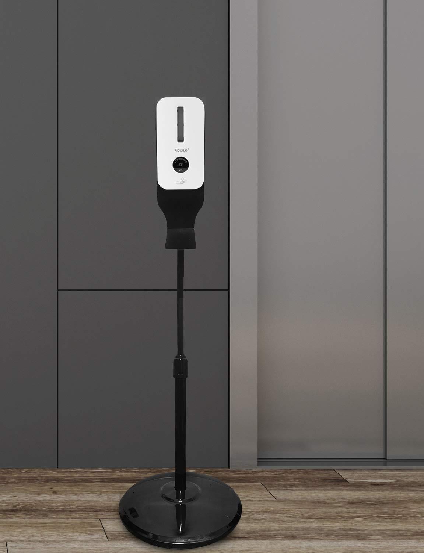 直営ストア 34 Oz Automatic hand sanitizer dispenser with adj COMBO - stand 送料0円