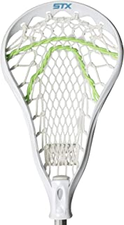 STX Lacrosse Youth Girls Lilly Complete Stick with Crux Mesh Pocket