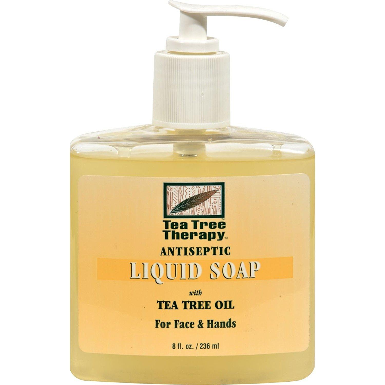 Tea Tree Therapy Soap Liq 並行輸入品 国産品