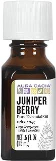 Aura Cacia Pure Juniper Berry Essential Oil | 0.5 fl. oz. | Juniperus communis