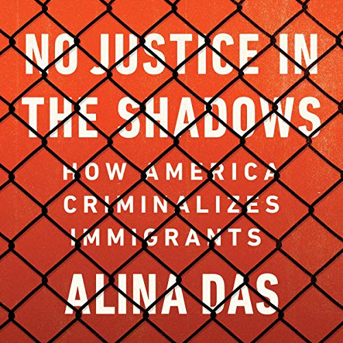 No Justice in the Shadows audiobook cover art