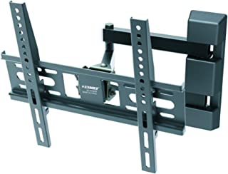 STARGOLD TV Bracket Swivel, Full Motion TV Wall Mount Space Saving for 23-55 inches LED, LCD Flat & Curved TV's, SG-839MTB...