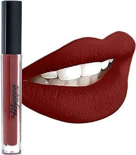 (Elle) - Liquid Matte Lipstick Long Lasting Kissproof Lip Gloss - Elle