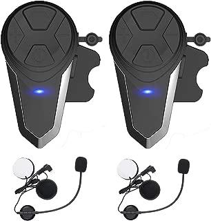 Best bluetooth helmet speakers Reviews
