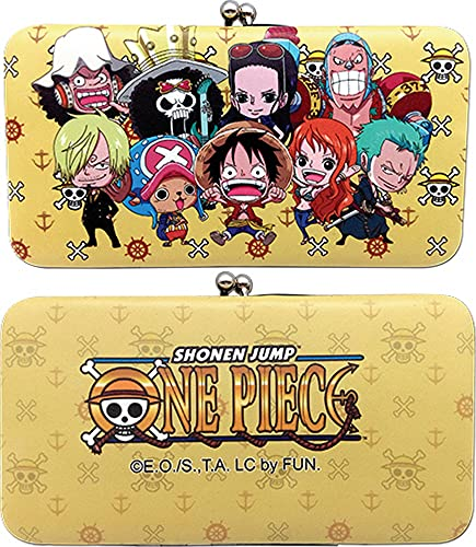 Great Eastern Entertainment One Piece - Group Hinge Wallet Multicolored, 5'