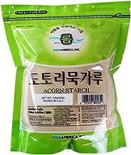 ROM AMERICA [ 1 Pound ] Acorn Starch Powder Flour 도토리묵 가루
