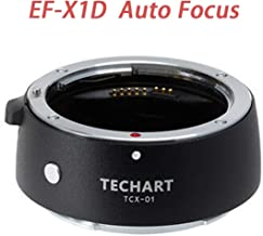 Techart Auto Focus Adapter for Canon EF EOS Lens to Hasselblad X1D TCX-01 EF-X1D