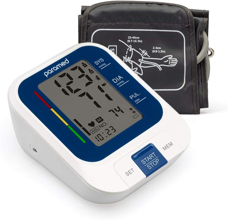 Paramed Blood Pressure Monitor Upper Arm B15 Model