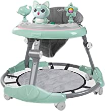 FUG Baby walker, baby walker boy and girl (green (shock absorption))