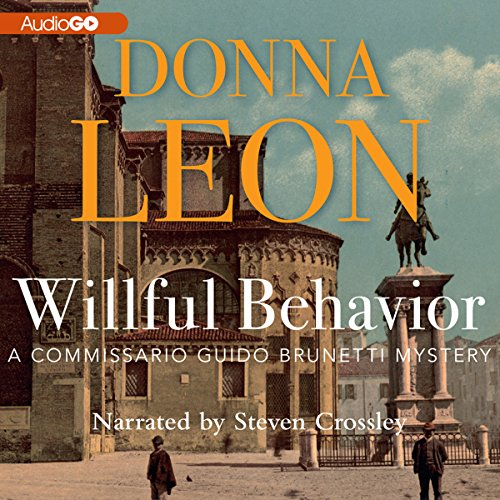 Willful Behavior audiobook cover art