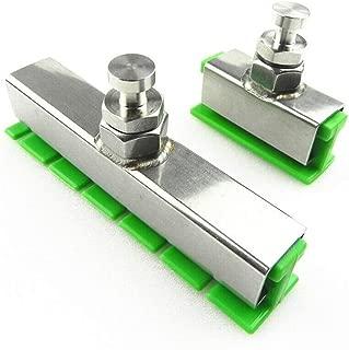 6PCs Slide Hammer Tool Puller Lifter The Cars Paintless Dent Removal Repair Auto Dent Repair Tools Kit (Green)
