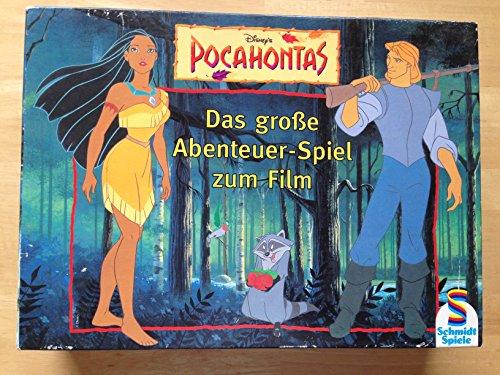 Schmidt Spiele Pocahontas - Das große Abenteuer Spiel zum Film