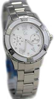 GUESS - Reloj Guess Collection Gc Sport Class Xl-s X75102l1s Mujer Nácar