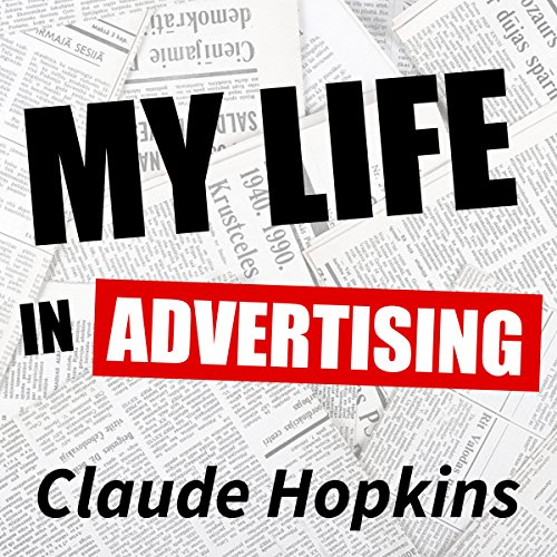My Life in Advertising cover art