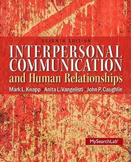 pearson interpersonal communication