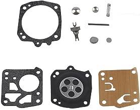 Savior Carburetor Carb Rebuild Kit for Tillotson RK-23HS Stihl 031 AV Jonsered 625 630 670 Husqvarna 61 266 268 272 281 288 Chainsaw