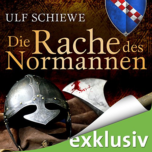 Die Rache des Normannen audiobook cover art