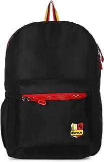 Impulse Waterproof Travelling Casual Backpack Series 30 litres Black Sheer