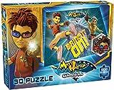 Tactic Games UK - Puzzle 3D de 500 Piezas (52550)