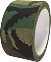 Binglinghua Popular ACU Camouflage Tape Waterproof Outdoor Hunt Camping Stealth Wrap Tapes (jungle)