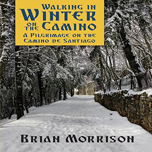Walking in Winter on the Camino: A Pilgrimage on the Camino de Santiago audiobook cover art