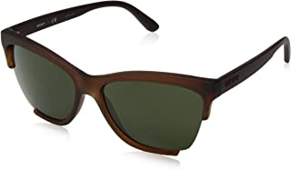 Dkny Sunglasses Clubmaster For Women, Green, 0DY4155 37807158